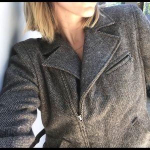 EUC! Vintage Ralph Lauren Tweed Jacket